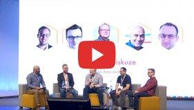 Panelová diskuze - přichází doba mobilní